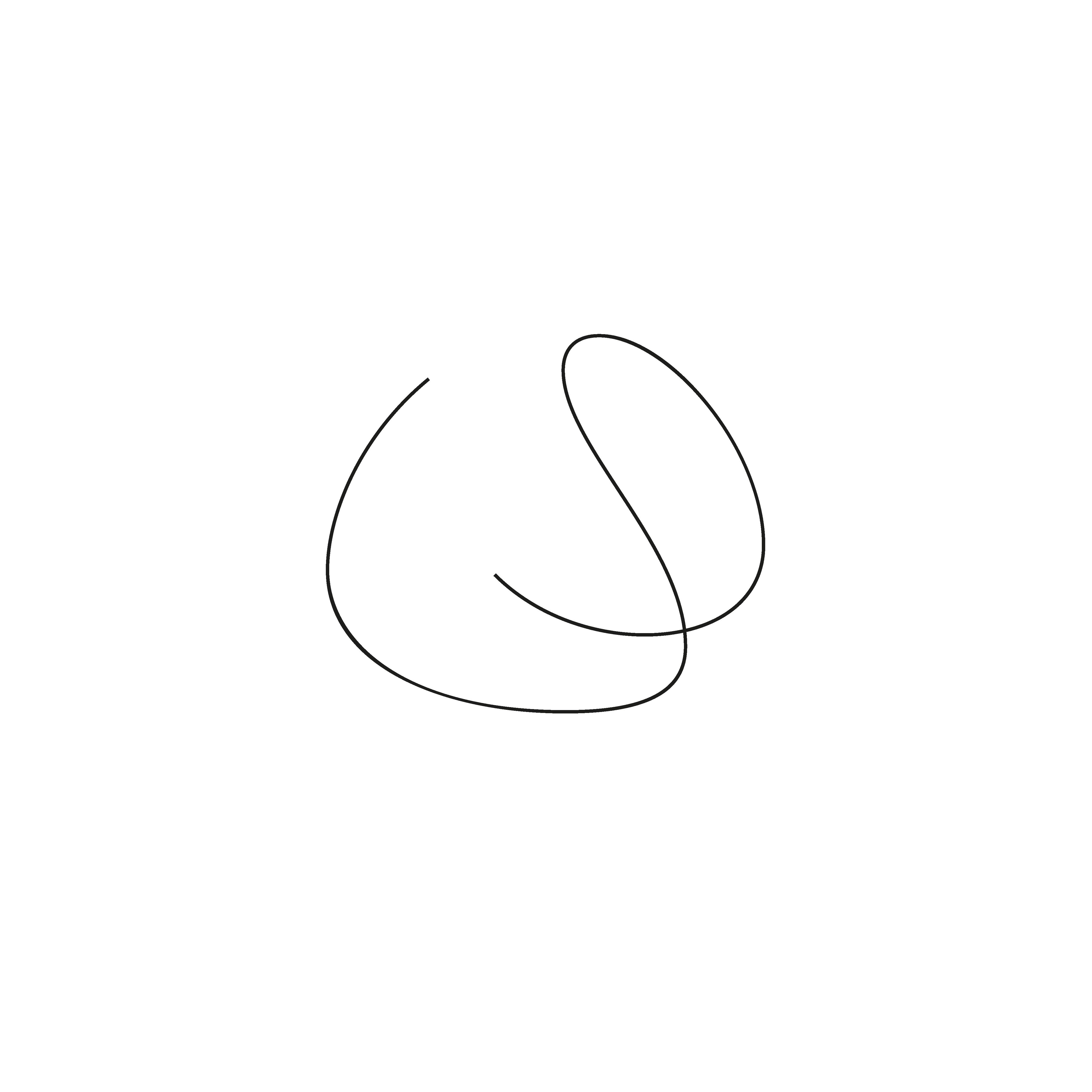 No. 6 – cuff fold - sketch
